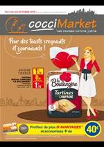 Prospectus CocciMarket : Pour des toast croquants et gourmands!