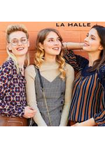 Prospectus La Halle : Nouveautés Mode