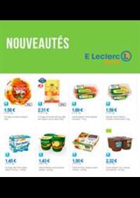 Prospectus E.Leclerc drive Dammarie-les-Lys : Nouveautés
