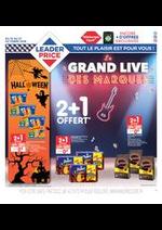 Promos et remises  : Le grand live des marques