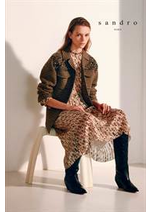 Catalogues et collections Sandro : Collection AutomneHiver 2019 Femme