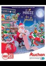 Prospectus Auchan : La magie des jouets