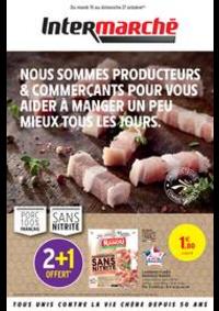 Prospectus Intermarché Super : Catalogue Intermarché