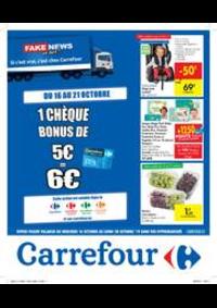 Promos et remises Carrefour KORBEEK LO -  BIERBEEK : Fake news or not?