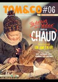 Journaux et magazines Tom&Co Ans : Tom&Co Mag