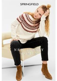 Catalogues et collections Springfield Clermont-Ferrand : New Jersey Woman