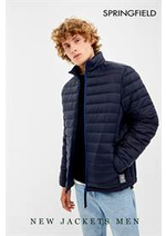 Catalogues et collections Springfield : New Jacket Men