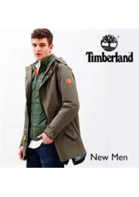 Prospectus Timberland Paris : New Jackets