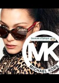 Prospectus Général d'Optique CHELLES : Nouvelle Collection Automne Michael Kors Bijoux