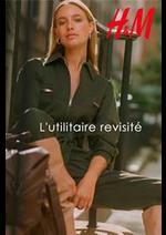 Prospectus H&M : L'utilitaire revisite