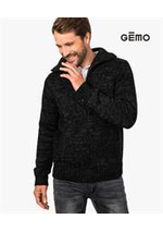 Prospectus Gemo : Collection Automne / Homme
