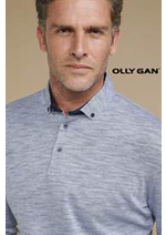 Catalogues et collections Olly Gan : Polos Hommes