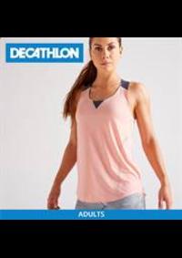 Catalogues et collections DECATHLON NAMUR : Adults Trends