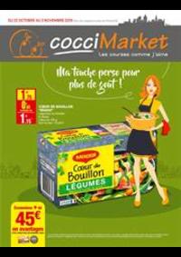 Prospectus CocciMarket ST FARGEAU PONTHIERRY : Ma touche perso pour plus de goût!