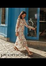 Prospectus Promod : Robe Femme
