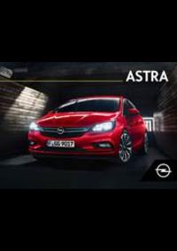 Prospectus Opel Comblain-Au-Pont : Astra Depliant