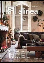 Prospectus Alinéa : Spécial Noël