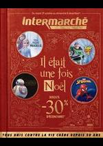 Prospectus Intermarché Super : Il était une fois Noël