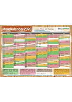Services et infos pratiques Do it + Garden : Mondkalender 2020