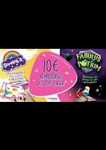 Prospectus Jouets Sajou : 10€ remboursés dès 20€ d'achat