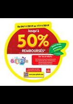 Promos et remises Jouets Sajou : Jusqu'à 50% remboursés  Be Creative