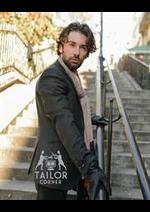Prospectus Tailor Corner : Nouvelle Collection