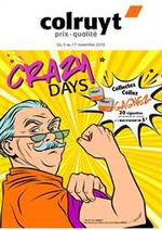 Prospectus Colruyt : Crazy Days