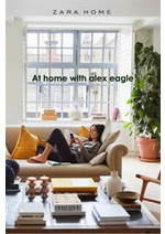 Prospectus ZARA HOME : At home with Alex eagle
