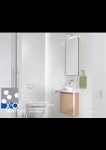 Prospectus X2O : Balmani x2o toiletmeubelen