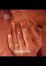 Catalogues et collections PANDORA : Pandora New