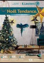 Prospectus E.Leclerc : Noël Tendance.
