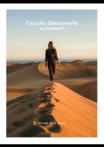 Promos et remises  : Circuits Découverte  Hiver-Été 2020