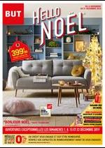 Prospectus BUT : Hello Noël