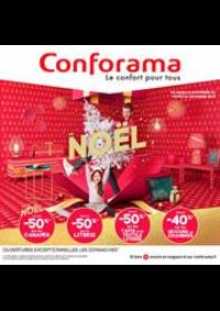 Promos et remises Conforama MELUN  : Un Noël comme jamais
