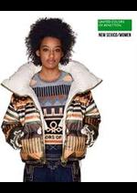 Catalogues et collections Benetton : New Sexico  Women