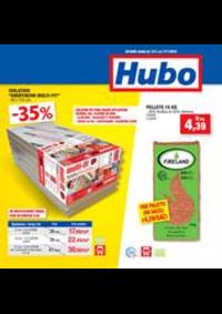 Prospectus Hubo Bredene : Depliant Hubo