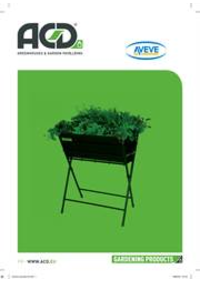Prospectus AVEVE Plus DILBEEK : Garden Products