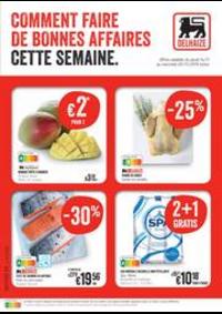 Prospectus Supermarché Delhaize Sint-Katelijne-Waver : Nouveau: Promotion de la semaine