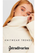 Catalogues et collections Stradivarius : Knitwear Trends