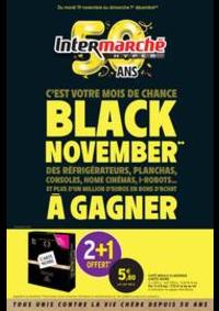 Prospectus Intermarché Hyper Thonon-Les-Bains : BLACK NOVEMBER**