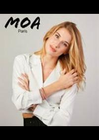 Prospectus Moa Paris Piliers : Tendances Femme