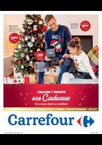 Prospectus Carrefour : Carrefour : chacun y trouve ses cadeaux