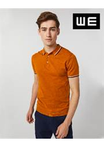 Catalogues et collections WE Fashion : Polos Hommes