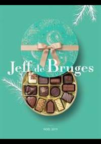 Prospectus Jeff de Bruges Paris 51 bis rue Cler : Noël 2019