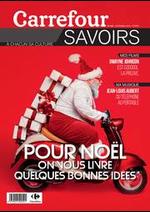 Prospectus Carrefour : Savoirs Décembre