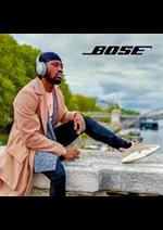 Prospectus Bose : Nouveautés