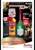 Prospectus Auchan : Les Incontournables des fêtes