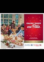 Prospectus Carrefour : Carrefour : chacun y trouve ses fêtes