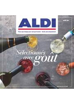 Prospectus Aldi : Selectionnes avecgout