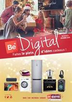 Prospectus BeDigital : Noël 2019